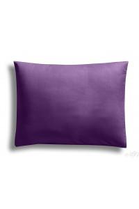 """"""" Violet """"  taie d'oreiller 50 x 70 cm 100% coton"""