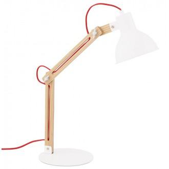 Lampe de table TEMBO Blanc