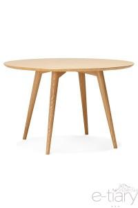 Table de salle à manger ronde HAZO