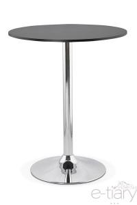 Table haute IRANA Noir