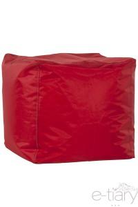 Pouf carré design MENA - 40cmx40cmx40cm