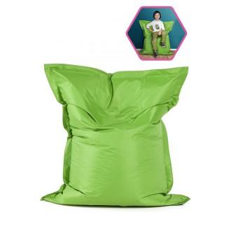 Pouf BOTA XL Vert clair/Vert foncé