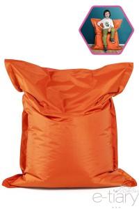 Pouf BOTA XL Orange clair/Orange foncé