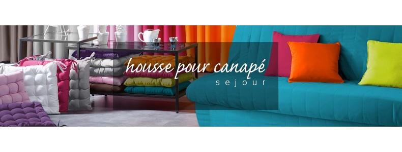 housse pour canapé