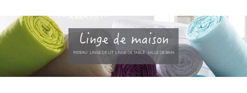 LINGE DE MAISON