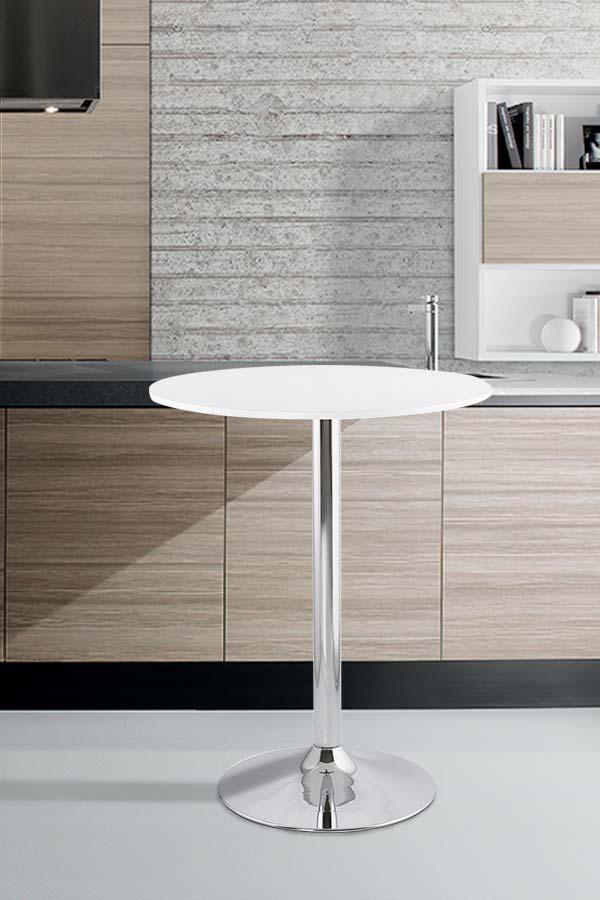 Table mage-debout IRANA - Cuisine, salle à manger ou espace commun bureau